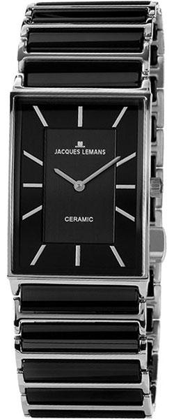 1-1858A  кварцевые наручные часы Jacques Lemans для женщин  1-1858A