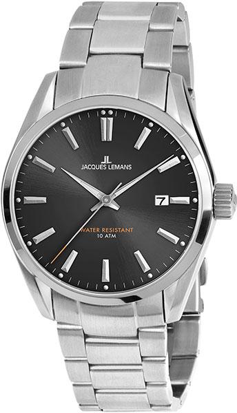 1-1859E  кварцевые часы Jacques Lemans  1-1859E