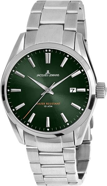 1-1859H  кварцевые наручные часы Jacques Lemans  1-1859H