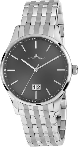 1-1862R  мужские кварцевые наручные часы Jacques Lemans  1-1862R