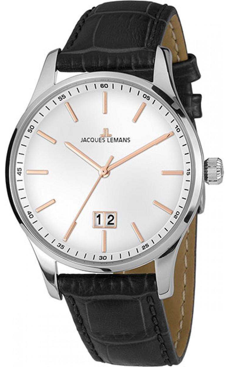1-1862S  мужские кварцевые часы Jacques Lemans  1-1862S