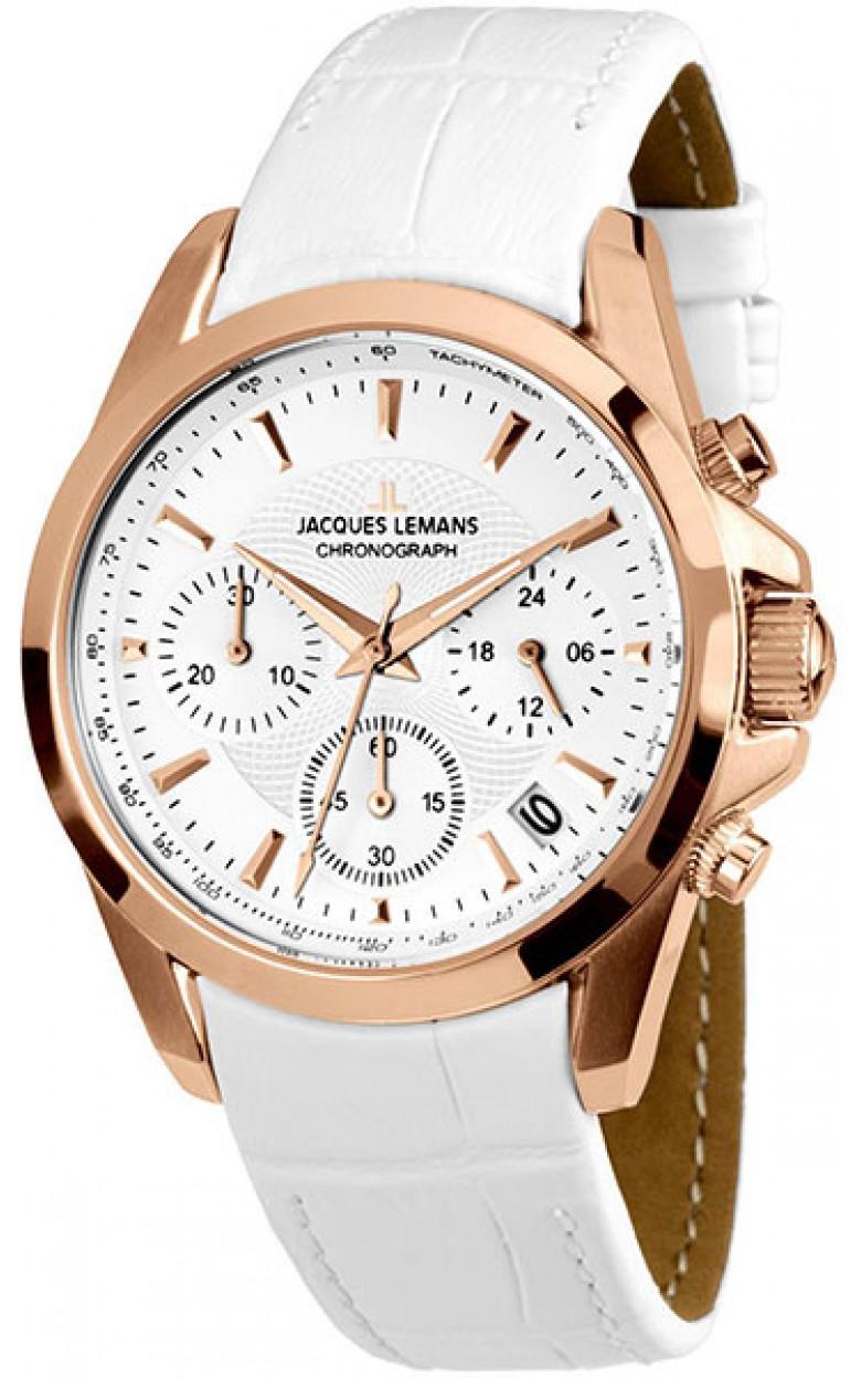 1-1863B  кварцевые наручные часы Jacques Lemans для женщин  1-1863B