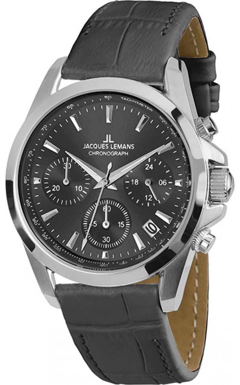 1-1863ZA  женские кварцевые наручные часы Jacques Lemans  1-1863ZA
