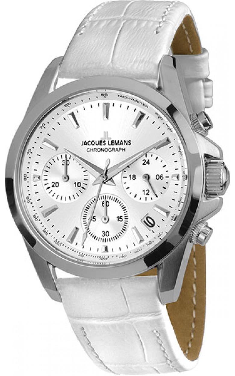 1-1863ZB  кварцевые наручные часы Jacques Lemans для женщин  1-1863ZB