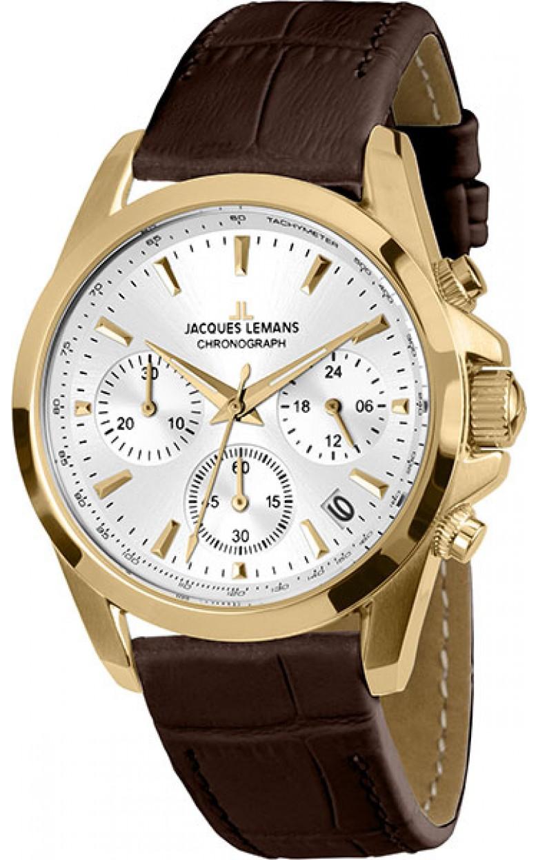 1-1863ZC  женские кварцевые наручные часы Jacques Lemans  1-1863ZC