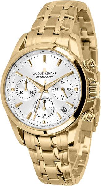 1-1863ZG  женские кварцевые наручные часы Jacques Lemans  1-1863ZG