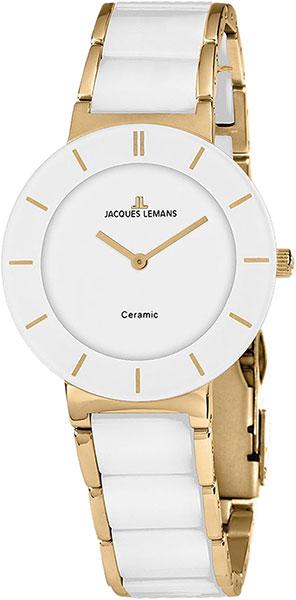 1-1866F  женские кварцевые наручные часы Jacques Lemans  1-1866F