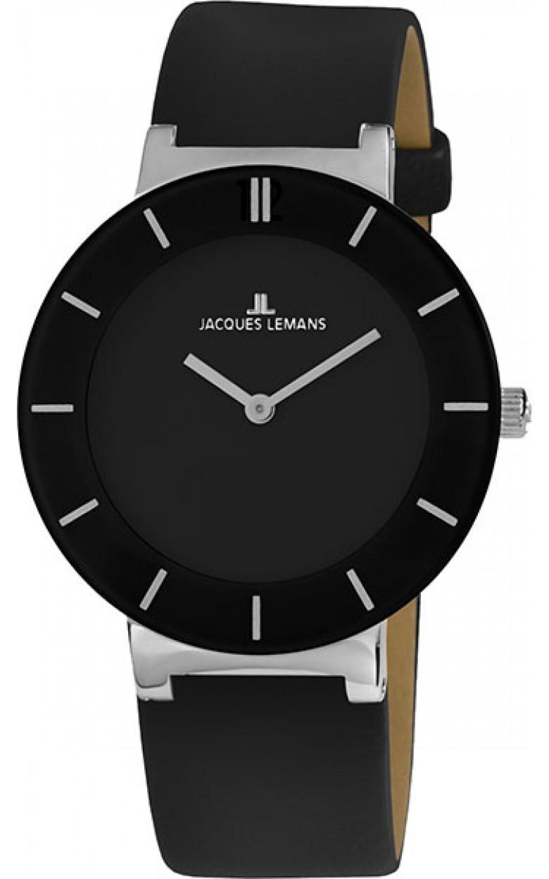 1-1867A  кварцевые наручные часы Jacques Lemans для женщин  1-1867A
