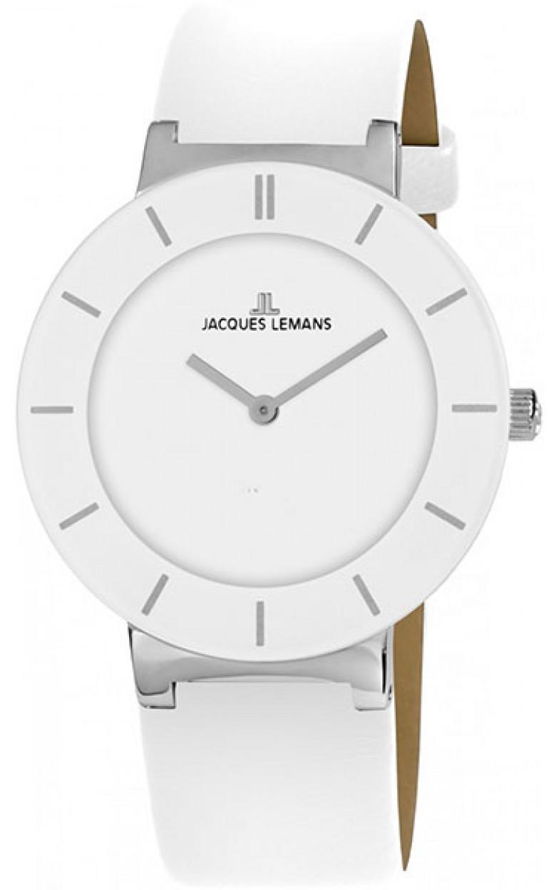 1-1867B  женские кварцевые наручные часы Jacques Lemans  1-1867B