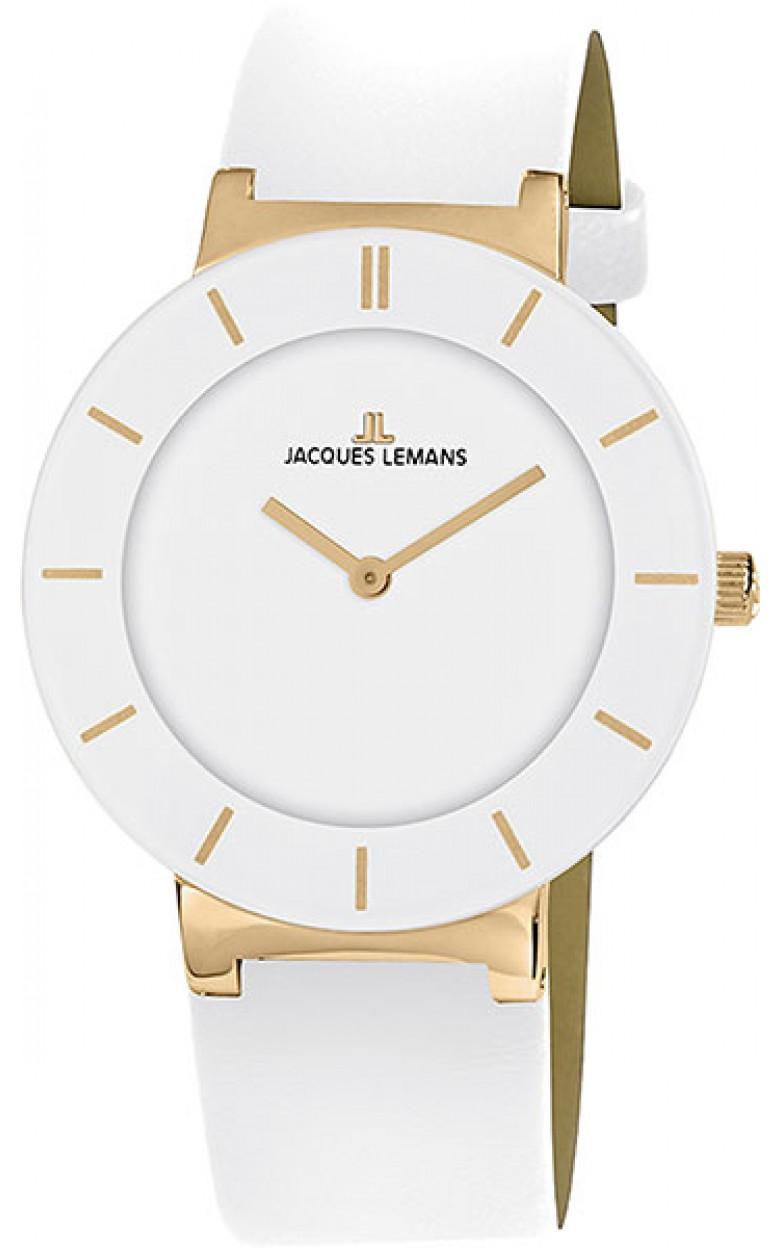 1-1867F  женские кварцевые наручные часы Jacques Lemans  1-1867F