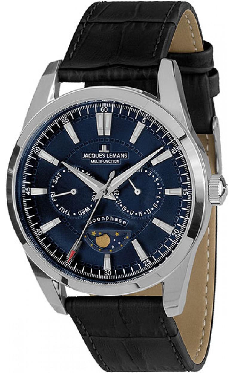 1-1901B  кварцевые наручные часы Jacques Lemans  1-1901B