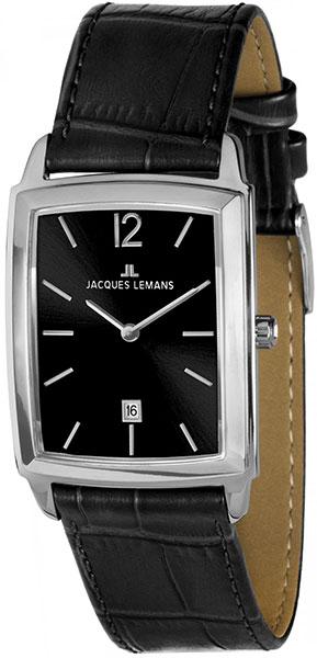 1-1904A  кварцевые часы Jacques Lemans  1-1904A