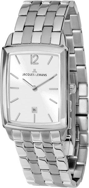 1-1904F  кварцевые наручные часы Jacques Lemans  1-1904F