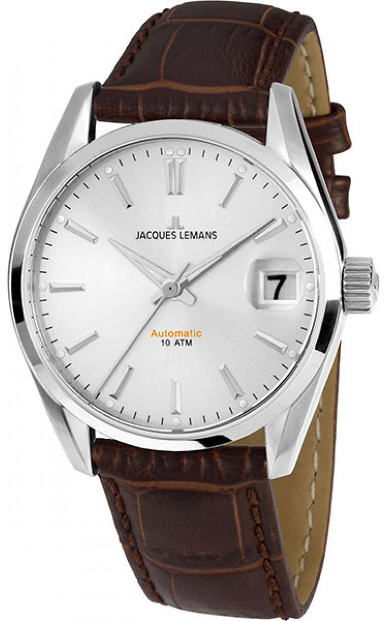 1-1912B  женские механические наручные часы Jacques Lemans  1-1912B