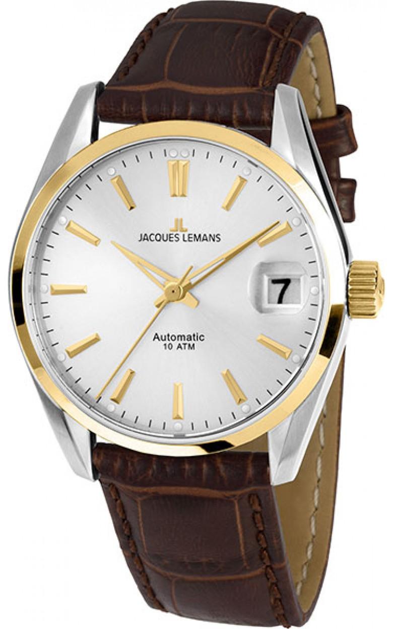 1-1912C  женские механические часы Jacques Lemans  1-1912C
