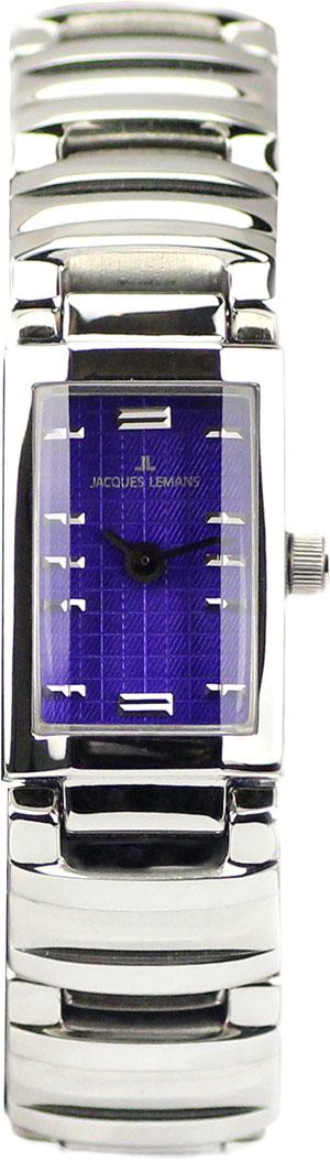 1-1916C  кварцевые наручные часы Jacques Lemans для женщин с сапфировым стеклом 1-1916C