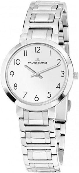 1-1932A  кварцевые наручные часы Jacques Lemans  1-1932A