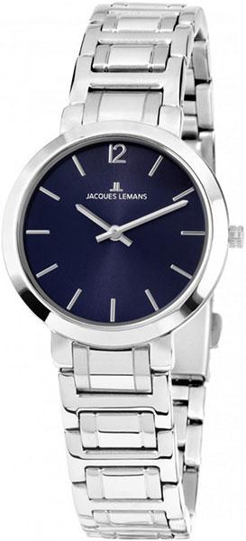 1-1932B  женские кварцевые наручные часы Jacques Lemans  1-1932B
