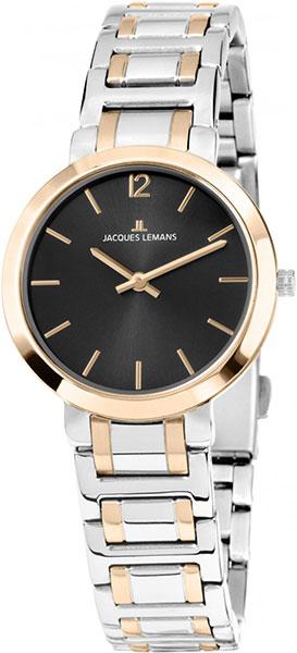 1-1932E  кварцевые наручные часы Jacques Lemans для женщин  1-1932E