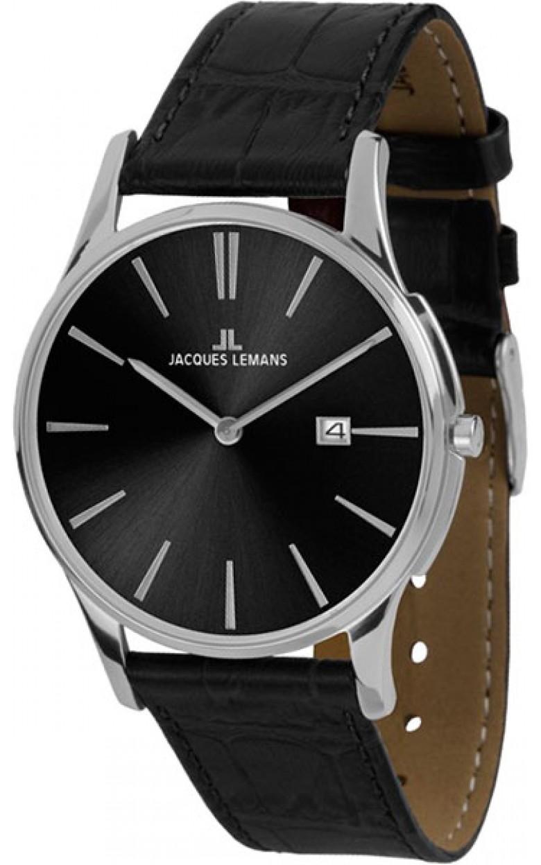1-1937A  кварцевые наручные часы Jacques Lemans для женщин  1-1937A