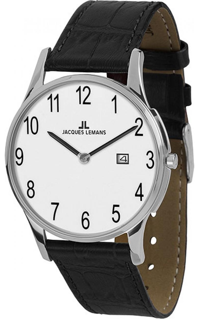 1-1937D  женские кварцевые часы Jacques Lemans  1-1937D