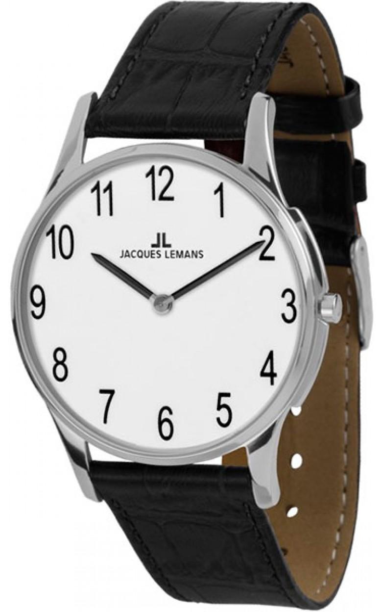1-1938D  кварцевые наручные часы Jacques Lemans для женщин  1-1938D