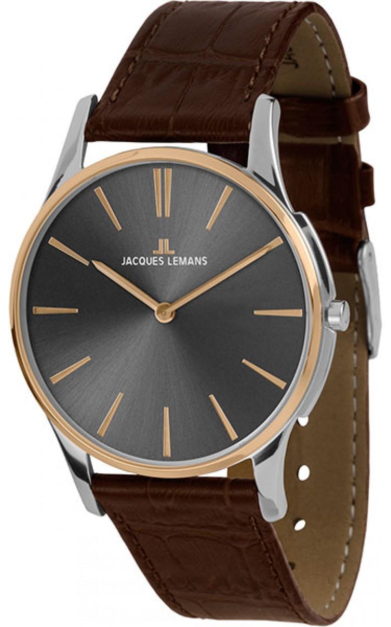 1-1938E  кварцевые часы Jacques Lemans  1-1938E