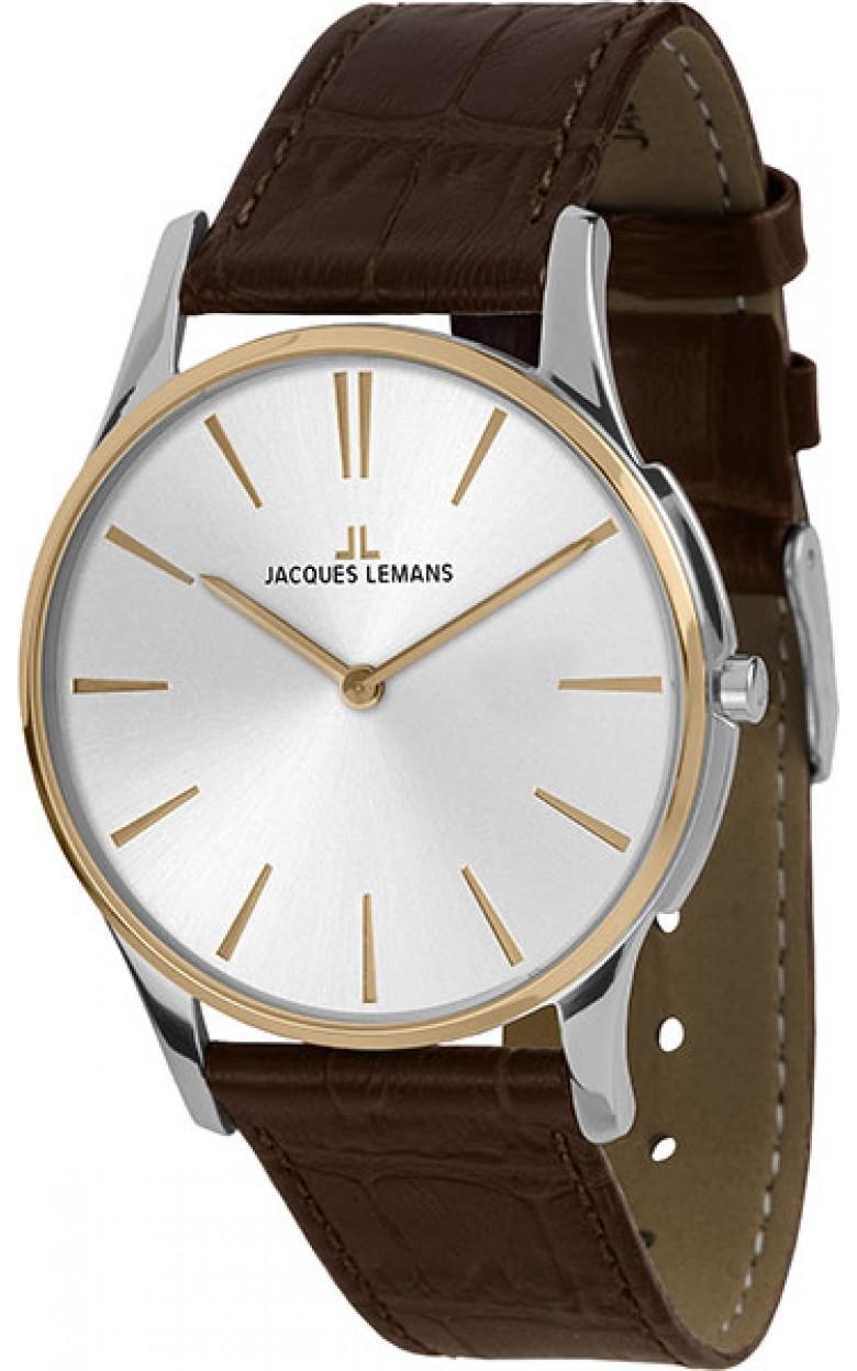 1-1938F  кварцевые наручные часы Jacques Lemans для женщин  1-1938F