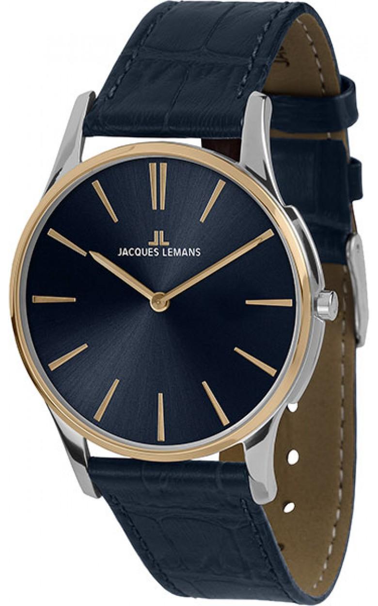1-1938G  кварцевые наручные часы Jacques Lemans для женщин  1-1938G