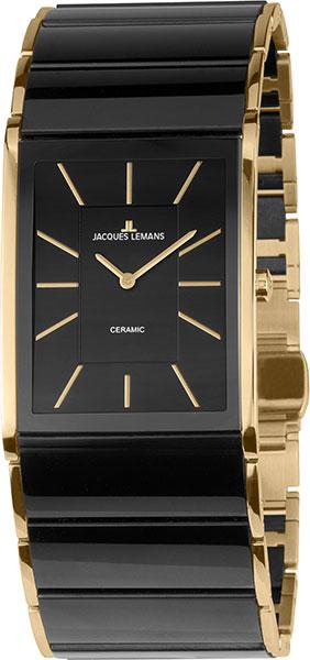 1-1940C  кварцевые наручные часы Jacques Lemans с сапфировым стеклом 1-1940C