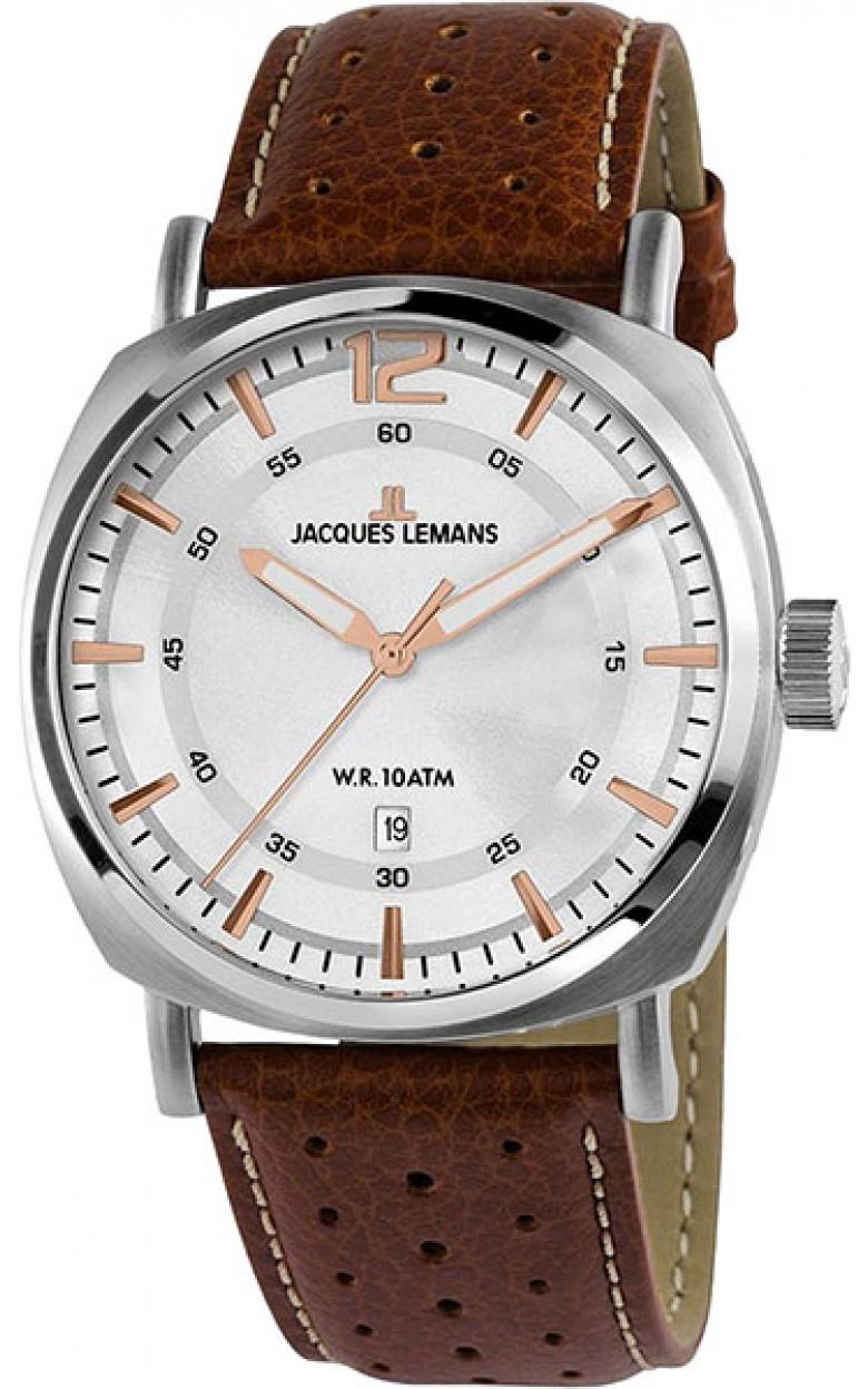 1-1943B  кварцевые наручные часы Jacques Lemans для мужчин  1-1943B