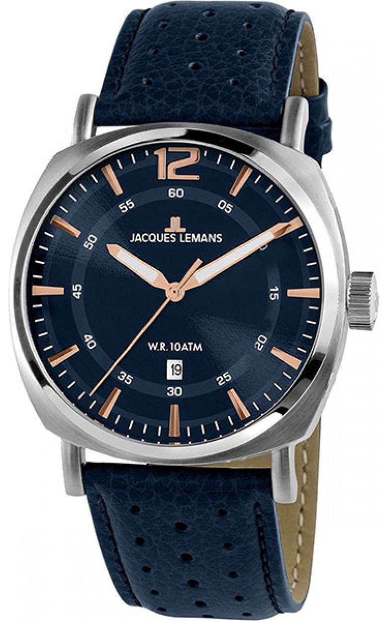 1-1943C  мужские кварцевые наручные часы Jacques Lemans  1-1943C