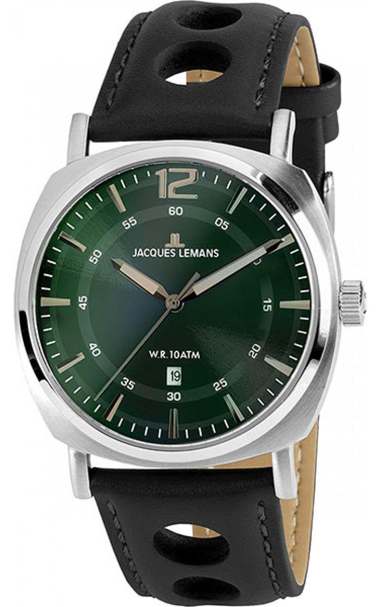 """1-1943J  кварцевые наручные часы Jacques Lemans """"Sport""""  1-1943J"""