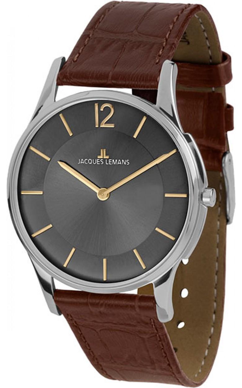 1-1944A  кварцевые часы Jacques Lemans  1-1944A