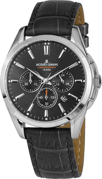 1-1945A  мужские кварцевые наручные часы Jacques Lemans  1-1945A