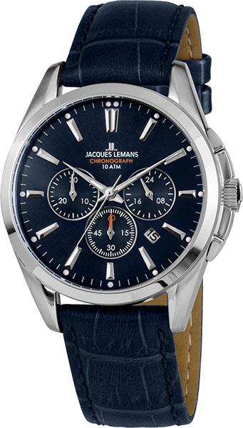 """1-1945B  кварцевые наручные часы Jacques Lemans """"Classic""""  1-1945B"""