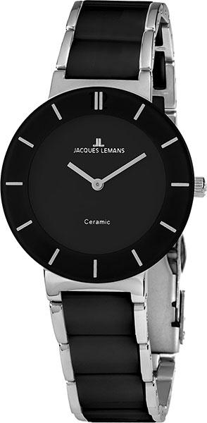 1-1947A  женские кварцевые наручные часы Jacques Lemans  1-1947A