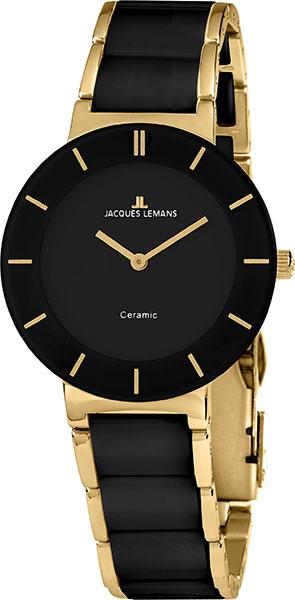 1-1947E  кварцевые наручные часы Jacques Lemans для женщин  1-1947E