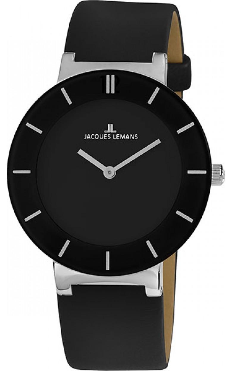 1-1948A  кварцевые наручные часы Jacques Lemans для женщин  1-1948A
