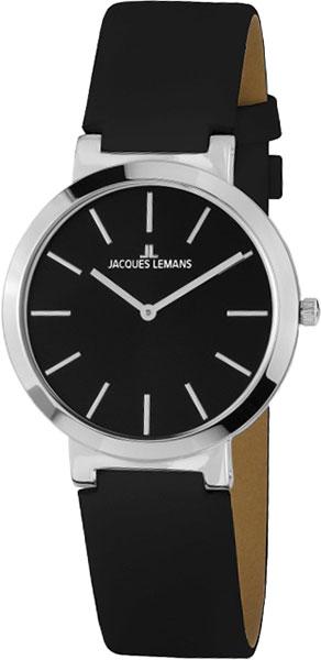 1-1997A  кварцевые наручные часы Jacques Lemans для женщин  1-1997A