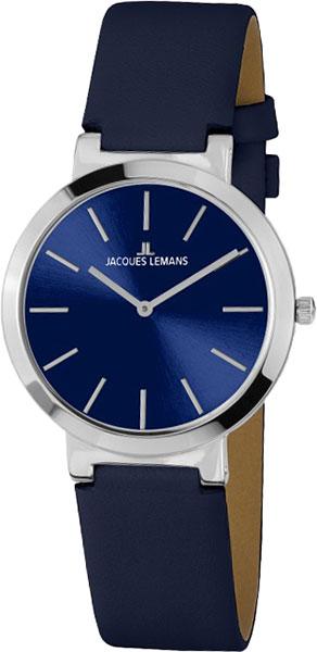 1-1997C  женские кварцевые наручные часы Jacques Lemans  1-1997C
