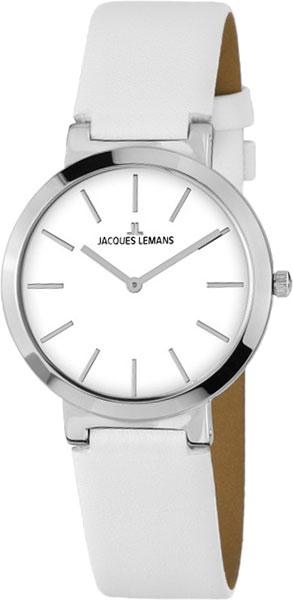 1-1997D  женские кварцевые наручные часы Jacques Lemans  1-1997D