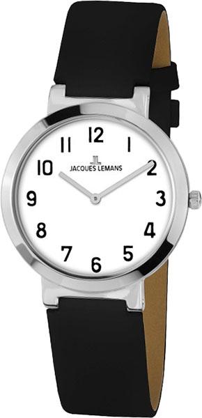 """1-1997F  кварцевые наручные часы Jacques Lemans """"Classic""""  1-1997F"""