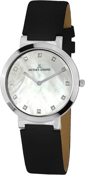 1-1997G  женские кварцевые наручные часы Jacques Lemans  1-1997G