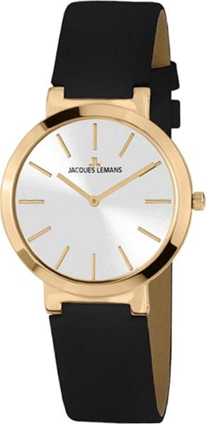 1-1997J  женские кварцевые наручные часы Jacques Lemans  1-1997J