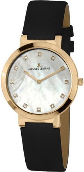 1-1997L  кварцевые часы Jacques Lemans  1-1997L