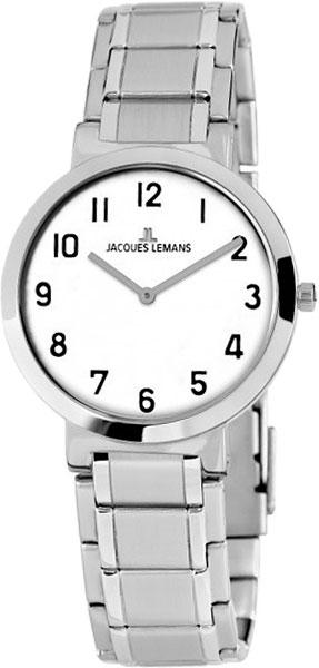 1-1998E  кварцевые наручные часы Jacques Lemans для женщин  1-1998E