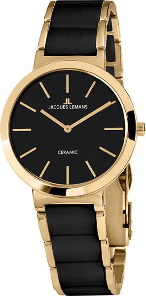 1-1999C  женские кварцевые наручные часы Jacques Lemans  1-1999C