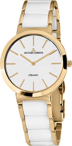 1-1999D  кварцевые наручные часы Jacques Lemans  1-1999D