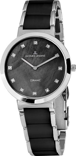 1-1999E  кварцевые часы Jacques Lemans  1-1999E